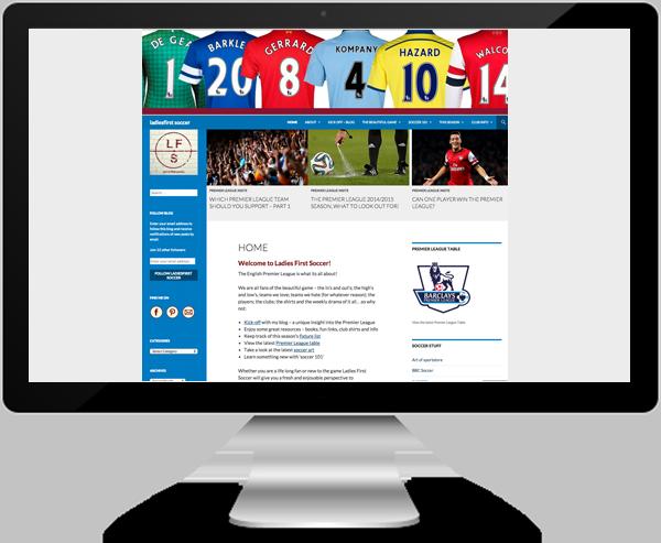 Ladies First Soccer Blog